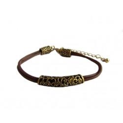 Bracelet fin cuivré