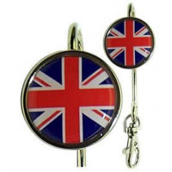 "Accroche clé ""Union Jack"""