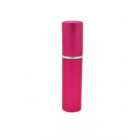 Vaporisateur de parfum rechargeable rose