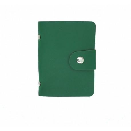 Porte cartes de fid lit vert for Porte carte de fidelite