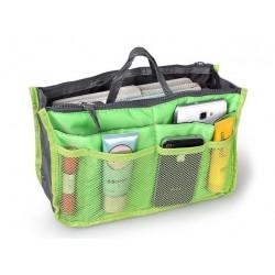 Organisateur de sac vert
