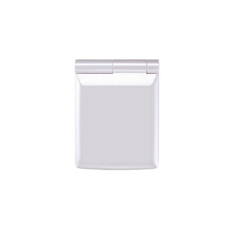 miroir de sac lumineux blanc